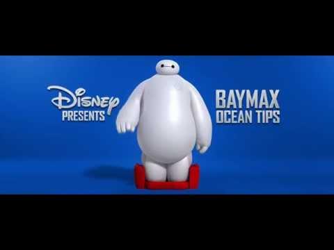 Big Hero 6 (TV Spot 'Baymax's Ocean Tips')