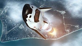 Космическое такси на МКС