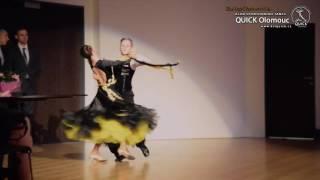 Taneční Galashow 2015 - Daniel a Barbora Borůvkovi