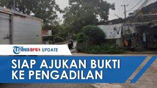 Rumah di Tengah Jalan Kota Tangerang Masih Bersengketa, Pemilik Siap Ajukan Bukti ke Pengadilan