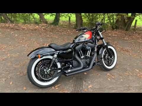 2019 Harley-Davidson XL1200X Sportster Forty-Eight Ltd Edition Haven Brow