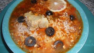 Суп Харчо, простые рецепты