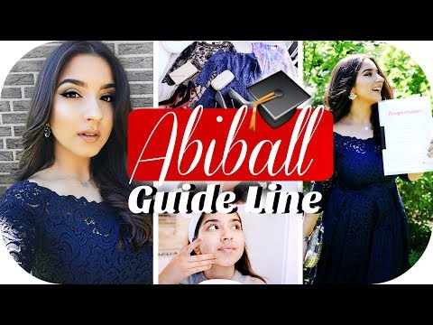 GET READY WITH ME - ABIBALL Make Up, Frisur, Outfit - GUIDELINE | Sanny Kaur
