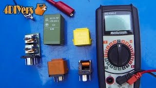 Toyota efi relay replacement most popular videos diy how to test a relay fandeluxe Images