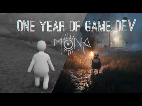 Mona Dev Vlog #01 - A year of development de Mona