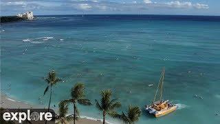 Waikiki Beach Meditation powered by EXPLORE.org | Kholo.pk
