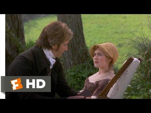 Sense and Sensibility (7\/8) Movie CLIP - A Far More Pleasing Countenance (1995) HD