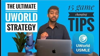 Don't use Uworld USMLE without watching this! - 15 Tips to Maximize your Uworld Strategy