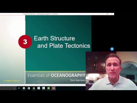 Oceanography Chapter 3 Lecture