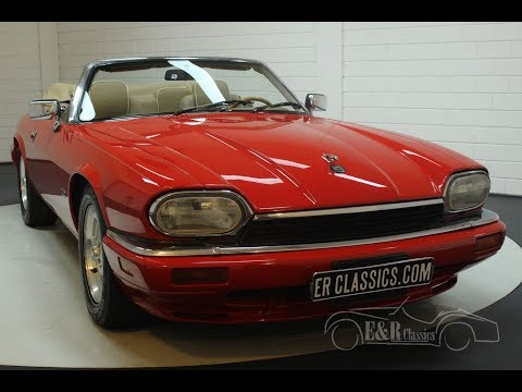 Video of '96 XJS Offered by E & R Classics - PR0N