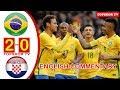 Video for brazil vs croatia 2018 tv