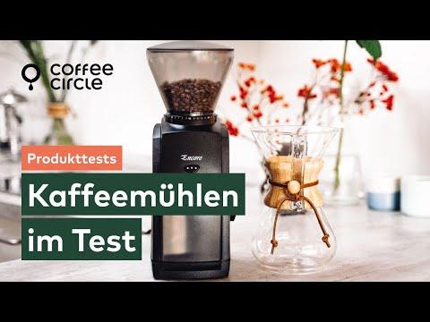 Kaffeemühlen im Test: Die Testsieger Baratza Sette, Baratza Encore, Rommelsbacher EKM