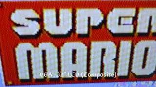preview picture of video 'NES / SNES / N64 / GAMECUBE - VGA'