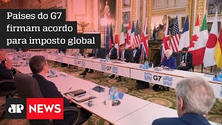 Imposto global sobre grandes empresas pode beneficiar países, dizem tributaristas