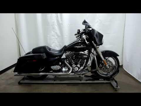 2013 Harley-Davidson Street Glide® in Eden Prairie, Minnesota - Video 1