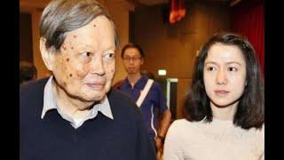 97歲楊振寧喜當爸爸,寶寶正面照曝光,楊振寧囑咐後事?一句話讓43歲的翁帆落淚