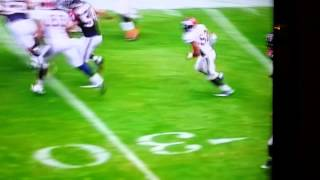 Texan's Jared Crick lays out Bronco Steve Vallos! - Video Youtube