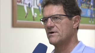Интервью главного тренера сборной россии по футболу Фабио Капелло
