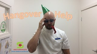 Hangover Help