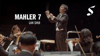 MAHLER Symphony No.7   Singapore Symphony Orchestra conducted by Lan Shui