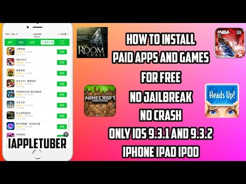 Tongbu How to Get FREE Paid iOS Apps and Games On Your iPhone iPad