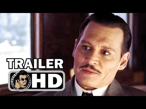 Murder on the Orient Express Trailer 2 Starring Johnny Depp and Daisy Ridley