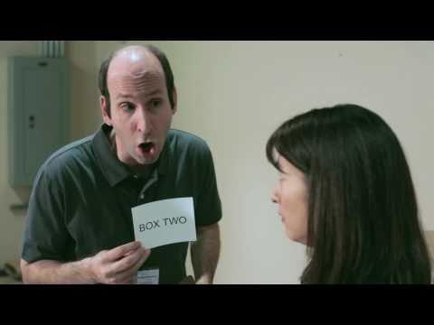 5minutová komediální hodinka Jeffa Lewise #6 Zaučování