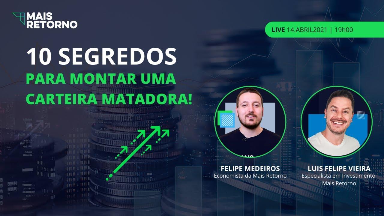 10 SEGREDOS PARA MONTAR UMA CARTEIRA MATADORA!!!
