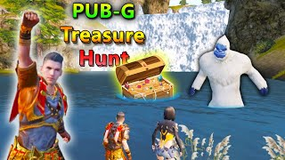 🔥 PUBG Treasure Hunt | Funny Treasure Hunt Short Film in PUBG Mobile Livik Map | Bollywood Gaming