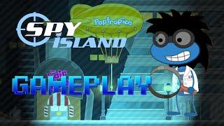 Poptropica: Spy Island