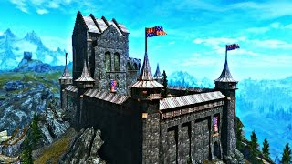 Skyrim mod: Рыцари Ордена Подвязки / Knights of the Garter