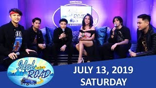 Idol On The Road Live Update | July 13, 2019