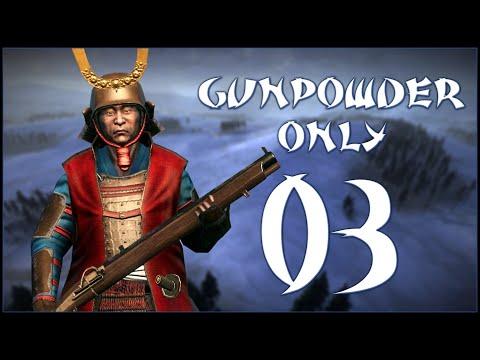 BACK ON OUR FEET - Otomo (Legendary Challenge: Gunpowder Only) - Total War: Shogun 2 - Ep.03!