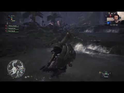 Monster Hunter World Walkthrough - Open Beta co-op pt2