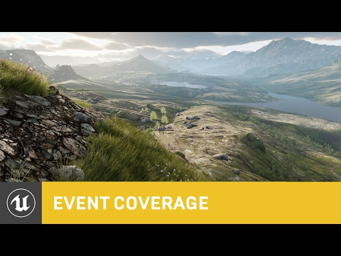 Creating the Open World Kite Real-Time Demo in UE4  | GDC 2015 Event Coverage | Unreal Engine