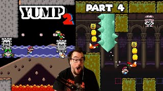 Barb Plays Yump 2 Part 4: We Have Rom Hacks At Home.