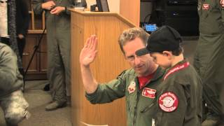 Happy Hooligans Host 7-Year-Old Pilot For A Day