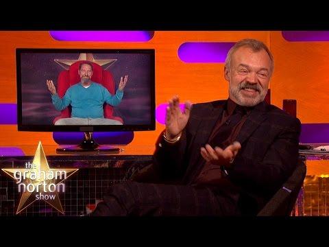 Australan a Ital v červeném křesle - The Graham Norton Show
