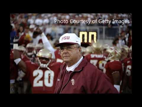 Coach Bobby Bowden talks Alabama/FSU and Nick Saban