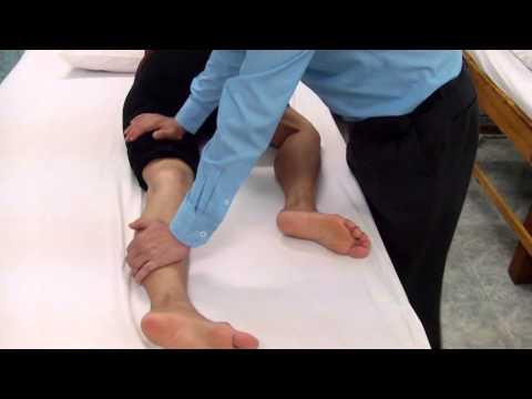 รักษาเส้นเลือดภายในในขา