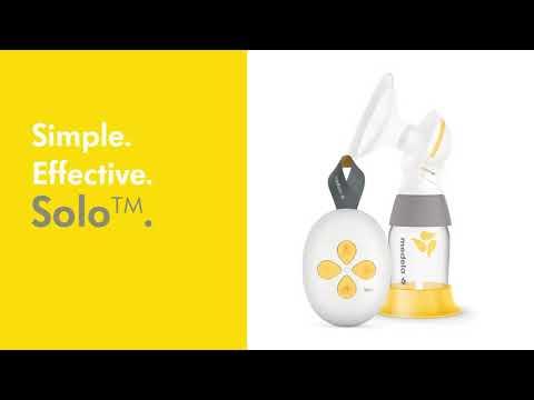 Solo – Single Electric Breast Pump