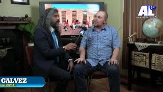 Entrevista a Israel Galvez