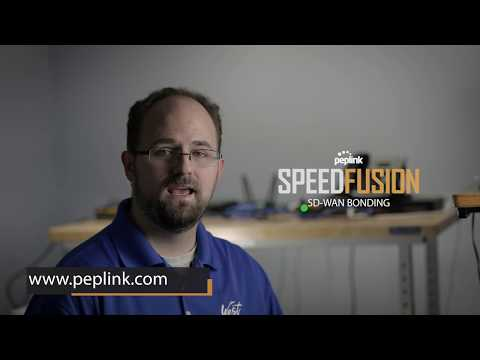 Peplink SpeedFusion Failover Demo
