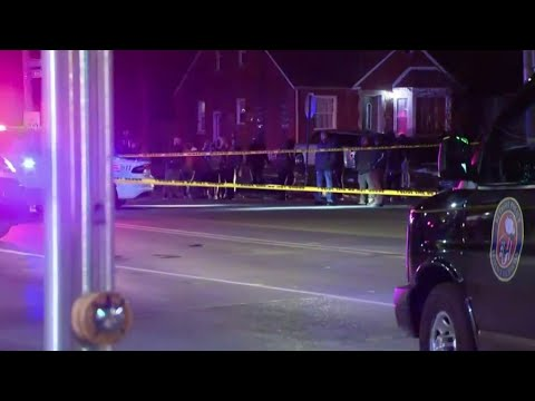 2 people killed, 1 injured in shooting on Detroit's west side