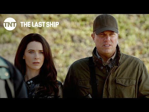 The Last Ship: Tom Chandler - Season 4 [BTS]   TNT