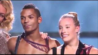 SYTYCD 8: Ryan & Ricky - With Every Heartbeat (w/ Judges' Comments)