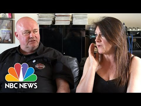 How Couple Saved Manchester Bomb Victim: 'A Little Girl Staggering Out Of the Smoke' | NBC News