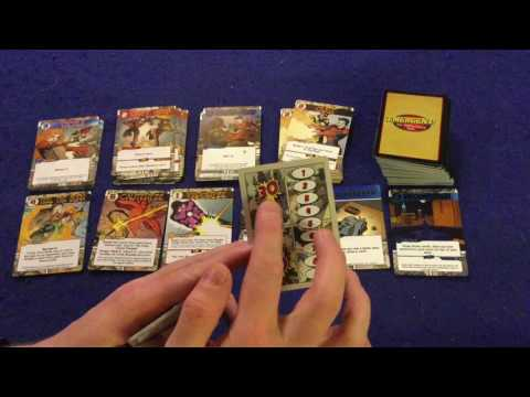 Bower's Game Corner: Emergents: Genesis – The Deckbuilding Game Review