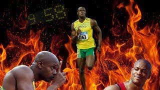 Every Official 100m World Record