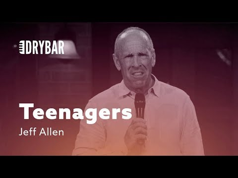 Stand Up: Why Teens Are God's Revenge